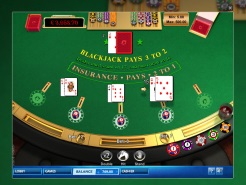Download and Play Blackjack at Silver Oak casino