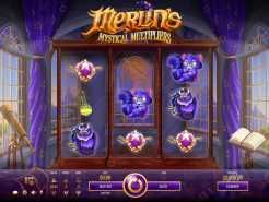 Merlin's Mystical Multipliers Slots